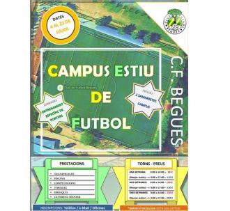 Campus d'estiu del CFBegues