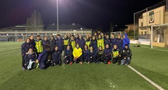 Les veteranes van guanyar 5-0 en el primer amistos de la temporada